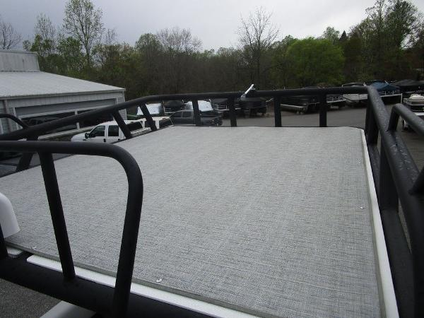 2020 Godfrey Pontoon boat for sale, model of the boat is MC 235 SD TT-27 & Image # 21 of 34