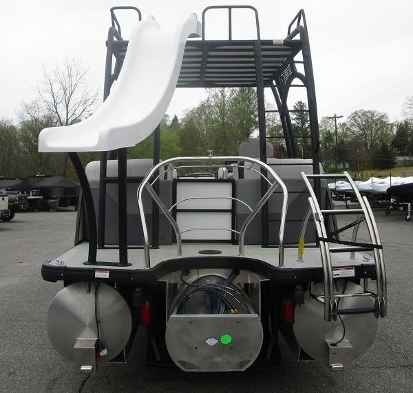 2020 Godfrey Pontoon boat for sale, model of the boat is MC 235 SD TT-27 & Image # 24 of 34
