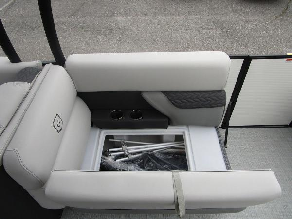 2020 Godfrey Pontoon boat for sale, model of the boat is MC 235 SD TT-27 & Image # 28 of 34