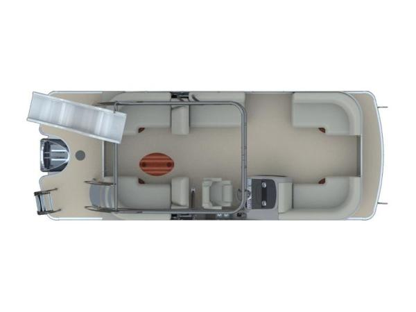 2020 Godfrey Pontoon boat for sale, model of the boat is MC 235 SD TT-27 & Image # 34 of 34