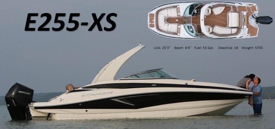 2022 Crownline E255 XS
