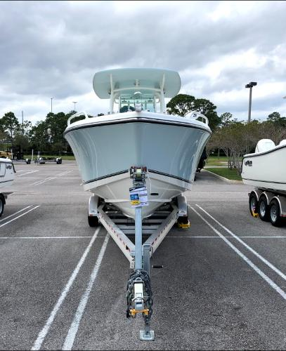 2020 Mako boat for sale, model of the boat is 284 CC & Image # 3 of 59