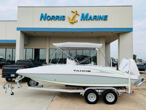 2021 Tahoe boat for sale, model of the boat is 2150 CC & Image # 1 of 54