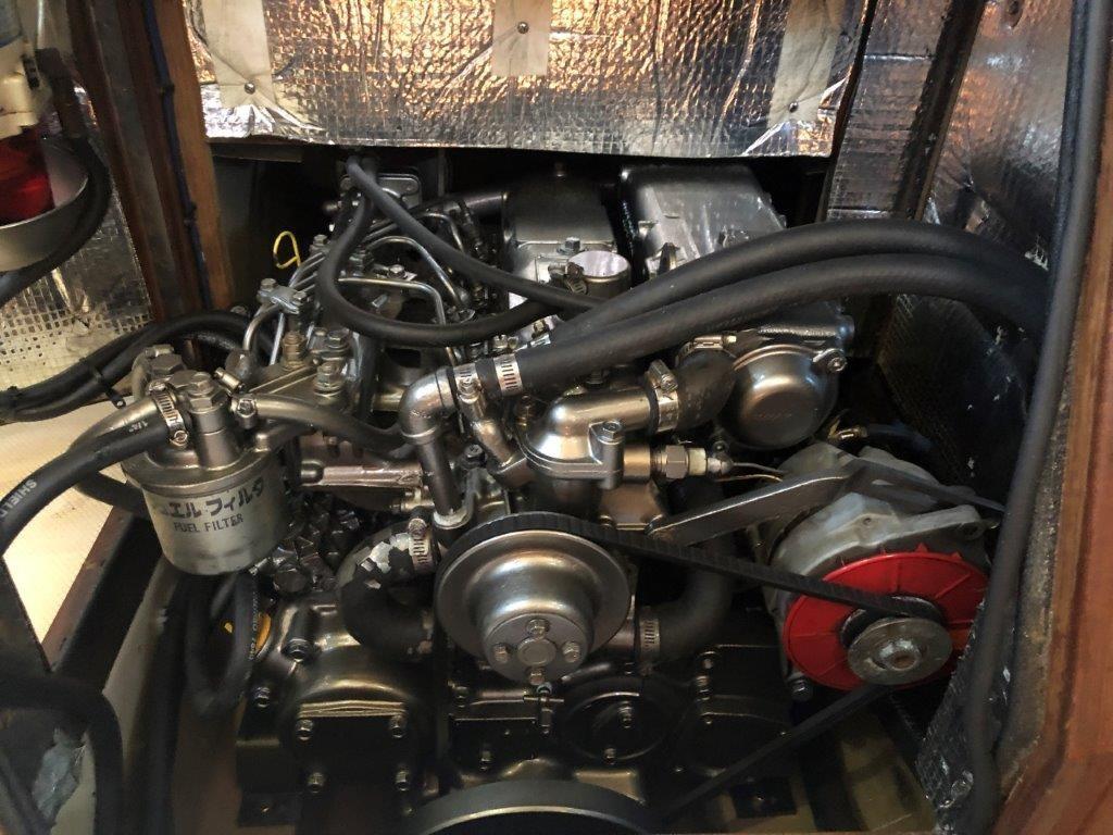 Super clean engine