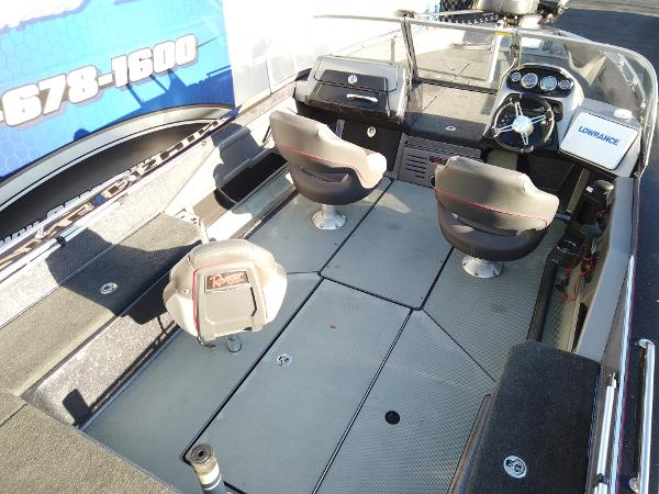 2017 Ranger Boats boat for sale, model of the boat is 621FS Fisherman & Image # 6 of 15