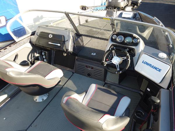 2017 Ranger Boats boat for sale, model of the boat is 621FS Fisherman & Image # 7 of 15