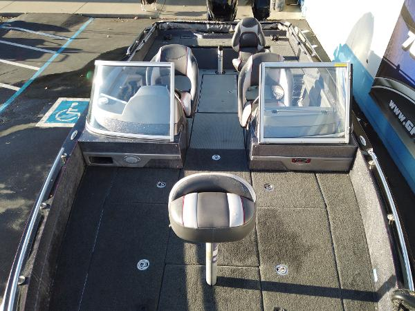 2017 Ranger Boats boat for sale, model of the boat is 621FS Fisherman & Image # 14 of 15