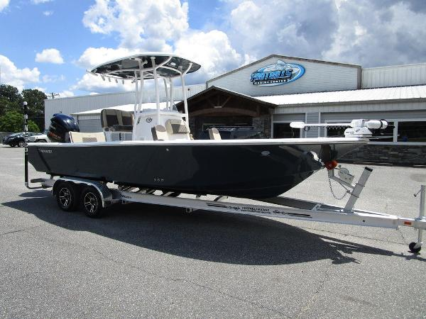 2021 Tidewater boat for sale, model of the boat is 2300 Carolina Bay & Image # 3 of 24