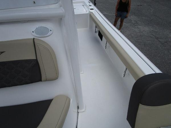 2021 Tidewater boat for sale, model of the boat is 2300 Carolina Bay & Image # 7 of 24