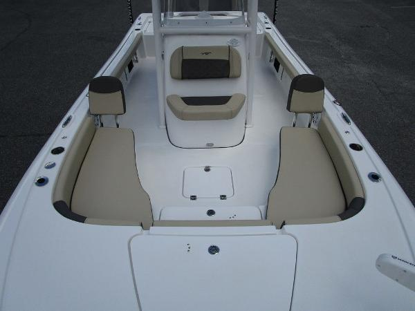 2021 Tidewater boat for sale, model of the boat is 2300 Carolina Bay & Image # 16 of 24