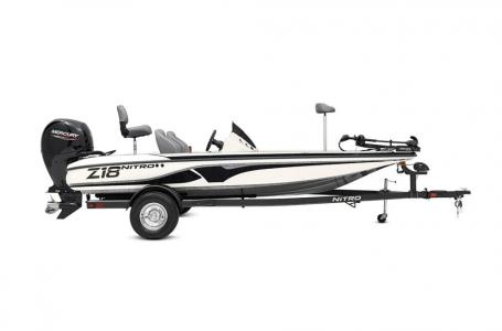 2021 Nitro boat for sale, model of the boat is Z18 W/150L PXS4 & Image # 17 of 47