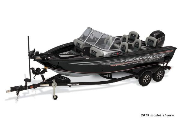 2020 Tracker Boats boat for sale, model of the boat is Targa V-19 Combo Tournament Edition & Image # 1 of 5