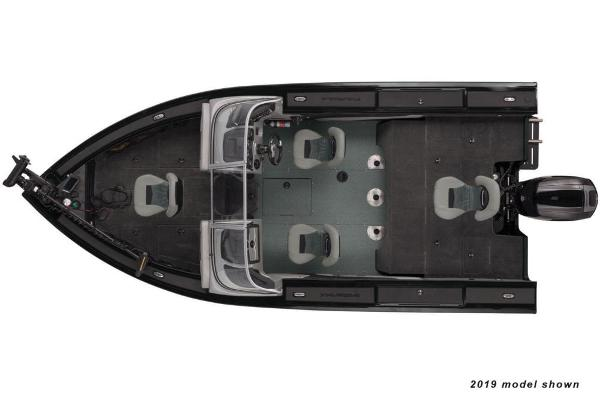 2020 Tracker Boats boat for sale, model of the boat is Targa V-19 Combo Tournament Edition & Image # 3 of 5