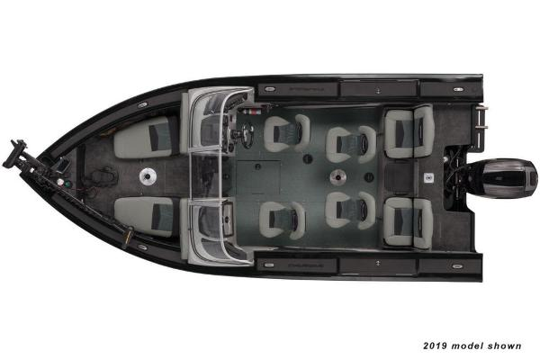 2020 Tracker Boats boat for sale, model of the boat is Targa V-19 Combo Tournament Edition & Image # 5 of 5