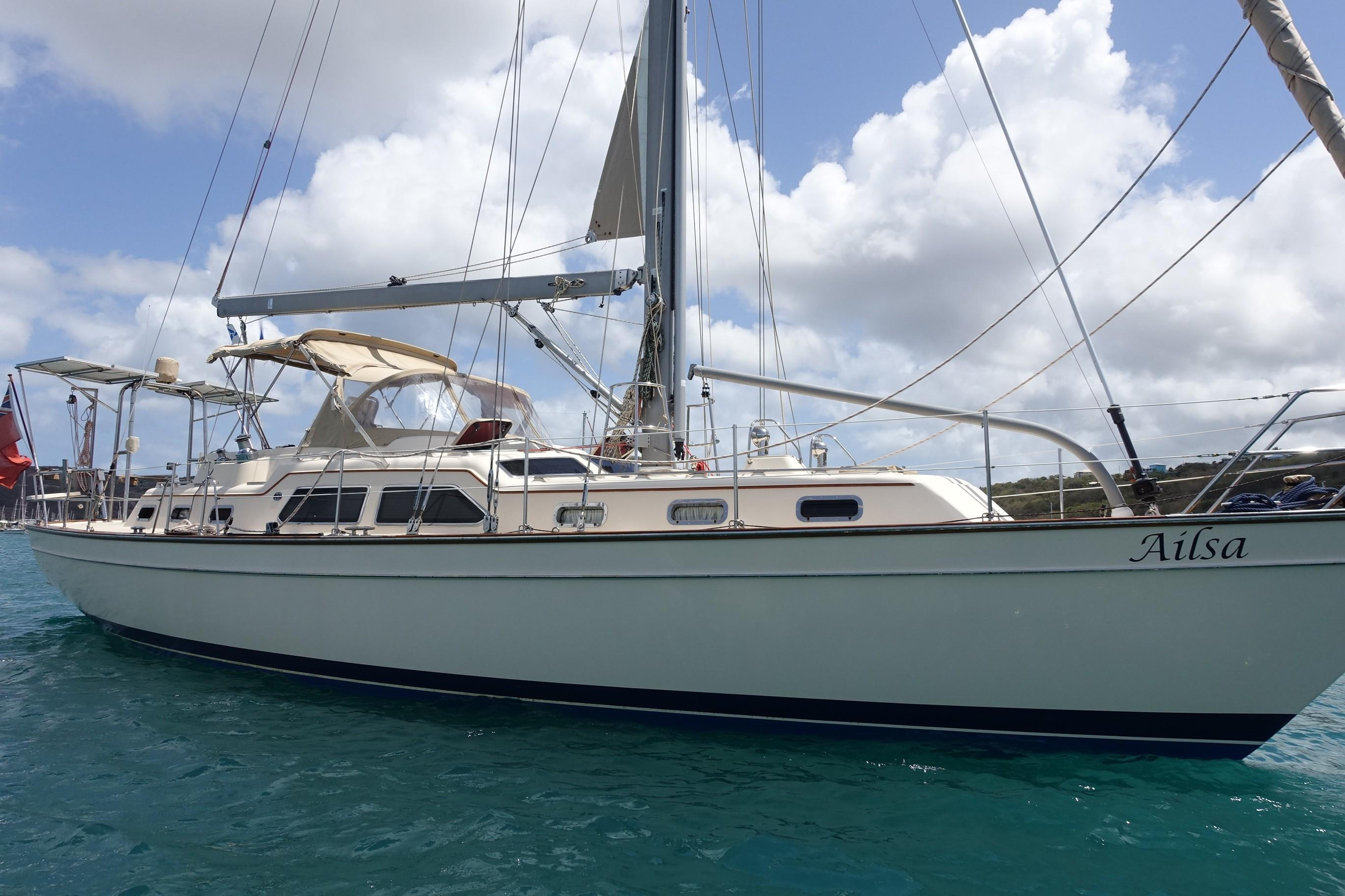 49' Island Packet 2008