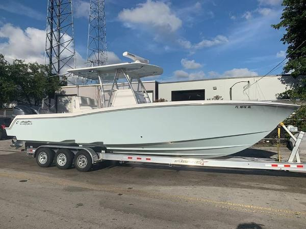 2018 INVINCIBLE 33 Open Fisherman