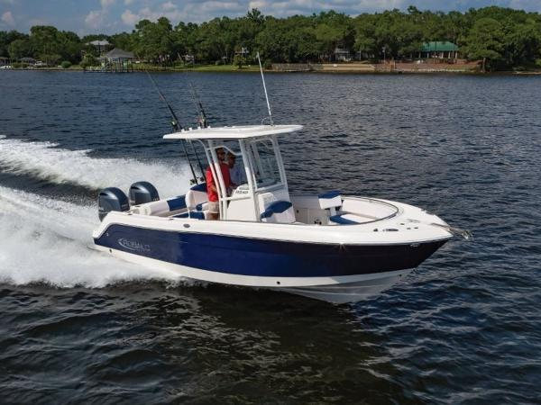 2021 Robalo boat for sale, model of the boat is R242 & Image # 1 of 6