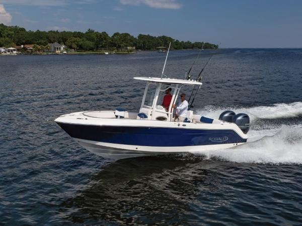 2021 Robalo boat for sale, model of the boat is R242 & Image # 3 of 6