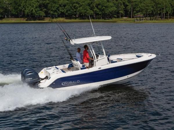 2021 Robalo boat for sale, model of the boat is R242 & Image # 4 of 6