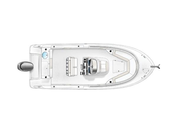2021 Robalo boat for sale, model of the boat is R242 & Image # 6 of 6