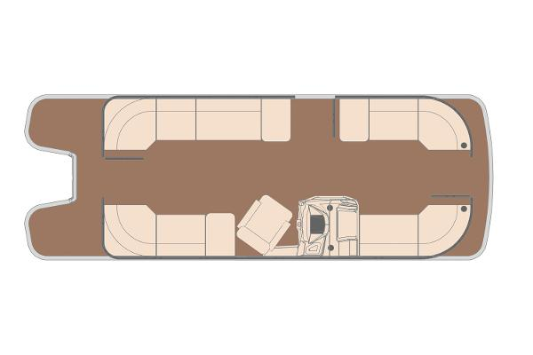 2019 Barletta boat for sale, model of the boat is E22Q & Image # 3 of 15