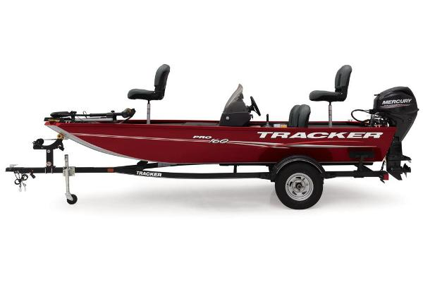 2020 Tracker Boats boat for sale, model of the boat is Pro 160 & Image # 7 of 38