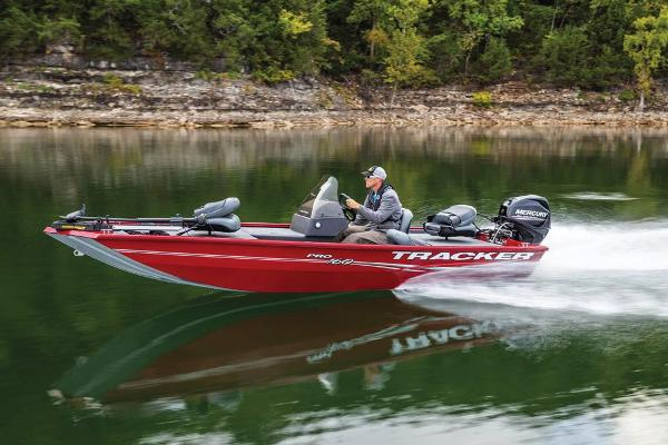 2020 Tracker Boats boat for sale, model of the boat is Pro 160 & Image # 2 of 38