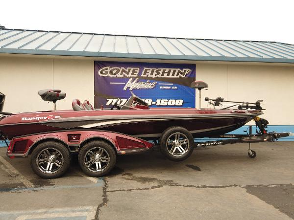 2020 RANGER BOATS Z520L RANGER CUP EQUIPPED for sale