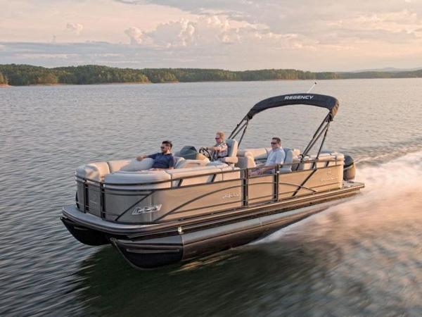 2021 Regency boat for sale, model of the boat is 230 DL3 & Image # 1 of 54