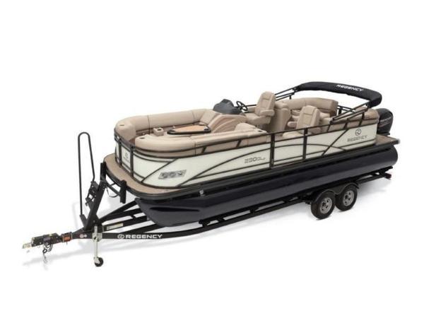 2021 Regency boat for sale, model of the boat is 230 DL3 & Image # 7 of 54