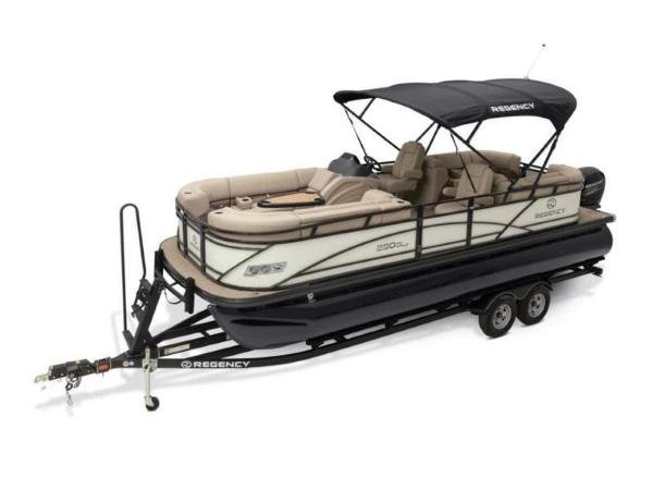 2021 Regency boat for sale, model of the boat is 230 DL3 & Image # 13 of 54