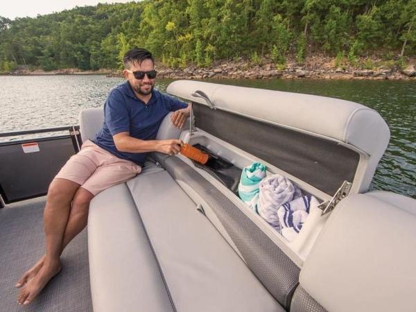 2021 Regency boat for sale, model of the boat is 230 DL3 & Image # 40 of 54