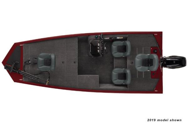 2020 Tracker Boats boat for sale, model of the boat is Pro 170 & Image # 9 of 10