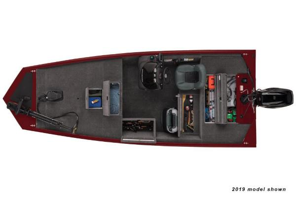 2020 Tracker Boats boat for sale, model of the boat is Pro 170 & Image # 10 of 10