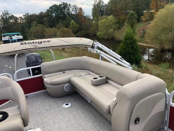 2021 Ranger Boats boat for sale, model of the boat is 200C & Image # 14 of 18