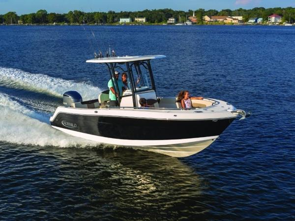 2021 ROBALO R242EX for sale