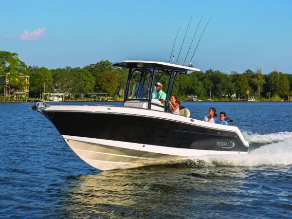 2022 Robalo boat for sale, model of the boat is R242EX & Image # 10 of 26