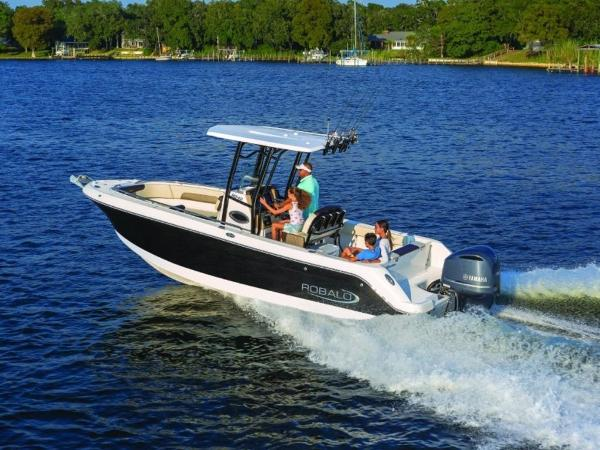 2022 Robalo boat for sale, model of the boat is R242EX & Image # 11 of 26
