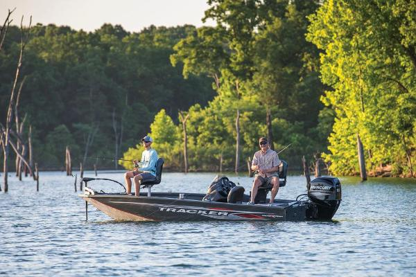 2020 Tracker Boats boat for sale, model of the boat is Pro Team 175 TF & Image # 7 of 56