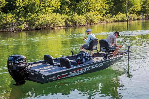 2020 Tracker Boats boat for sale, model of the boat is Pro Team 175 TF & Image # 12 of 56