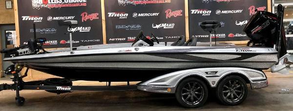 2020 Triton boat for sale, model of the boat is 20 TRX & Image # 1 of 18