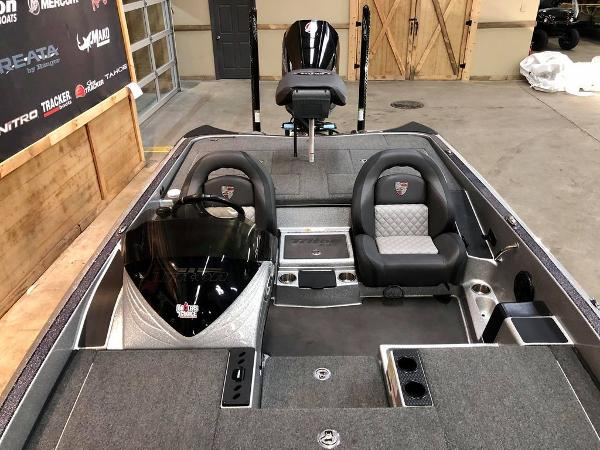 2020 Triton boat for sale, model of the boat is 20 TRX & Image # 10 of 18
