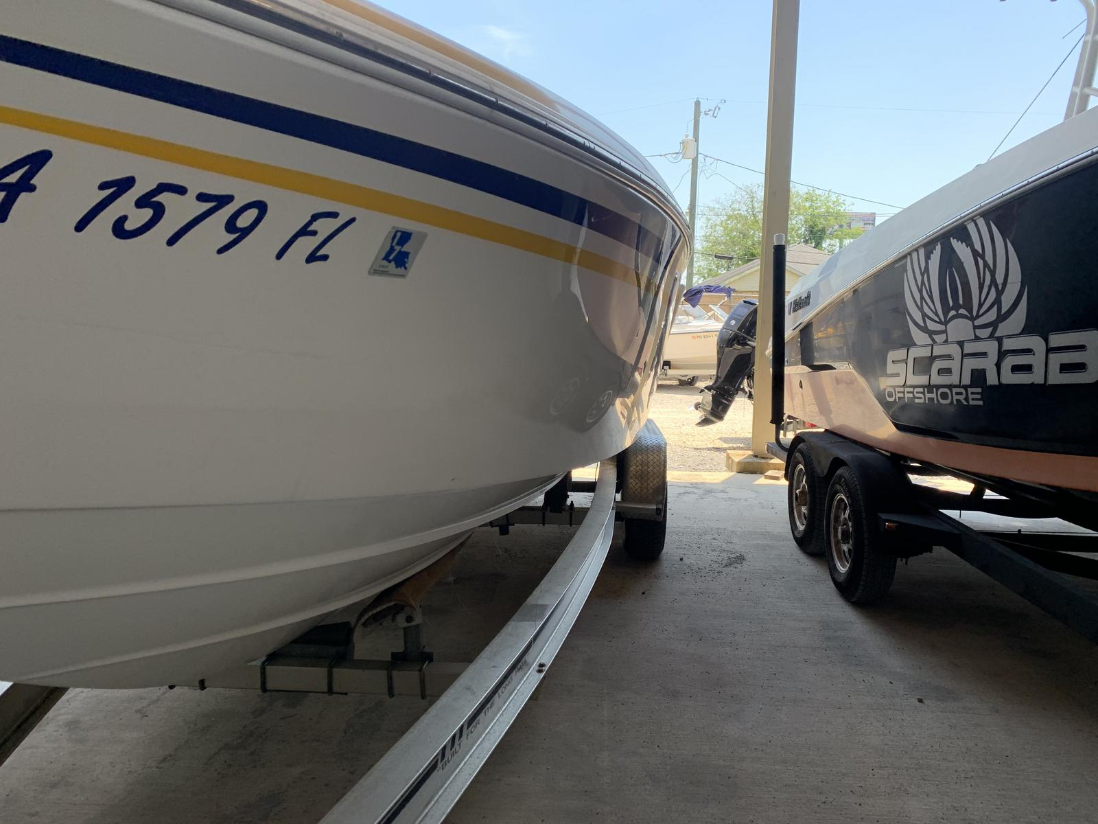 2005 Powerquest boat for sale, model of the boat is Legend 260 SX & Image # 6 of 9