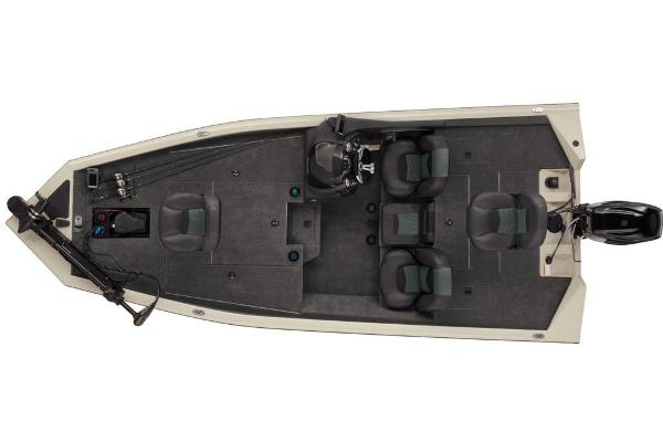 2020 Tracker Boats boat for sale, model of the boat is Pro Team 175 TXW Tournament Edition & Image # 15 of 65