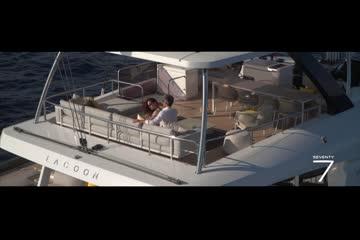 Lagoon Seventy 7 video