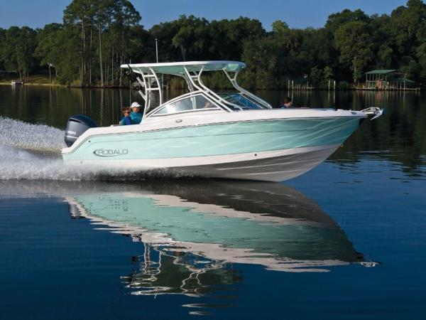2021 ROBALO R247 for sale