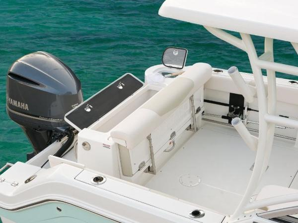 2022 Robalo boat for sale, model of the boat is R247 & Image # 6 of 28