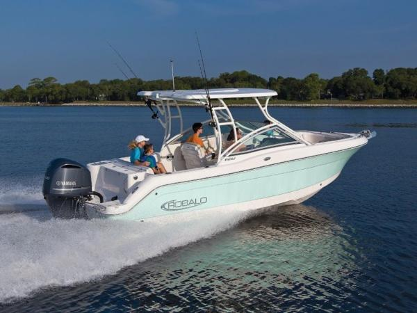 2022 Robalo boat for sale, model of the boat is R247 & Image # 7 of 28