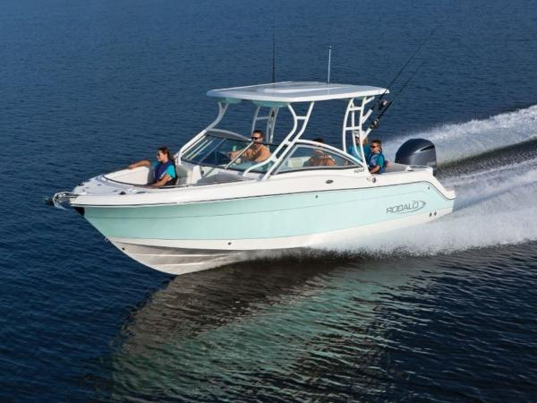 2022 Robalo boat for sale, model of the boat is R247 & Image # 11 of 28