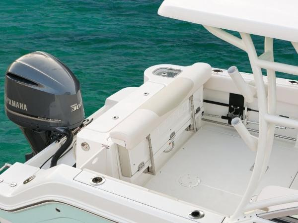 2022 Robalo boat for sale, model of the boat is R247 & Image # 17 of 28